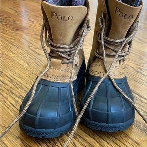 Boys Polo boots